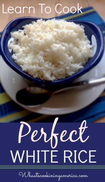 Rice Water Ratio - How To Cook Perfect White Rice Recipe