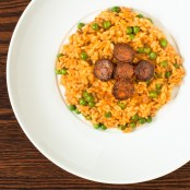 spanish-chorizo-risotto-with-peas-8955