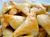 Mini Greek Filo Cheese Pies