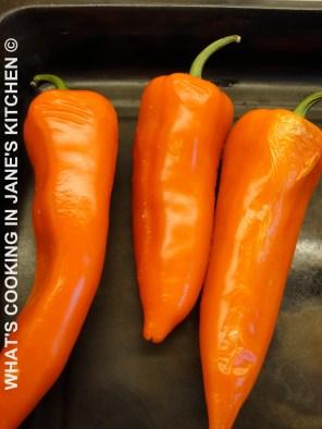 Roasted Sweet Pepper Dip