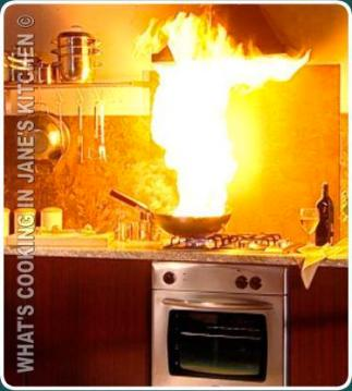 Fire And Safety in The Kitchen ©