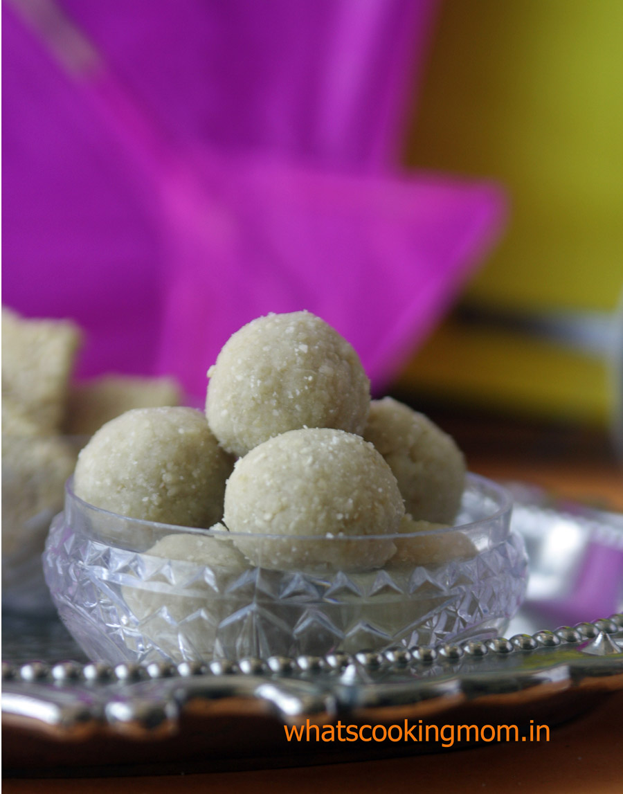 Til Mawa ladoo - just 3 ingredients, winter recipe, healthy, Indian, traditional sweet