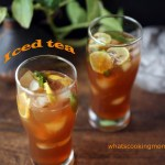 cool iced tea