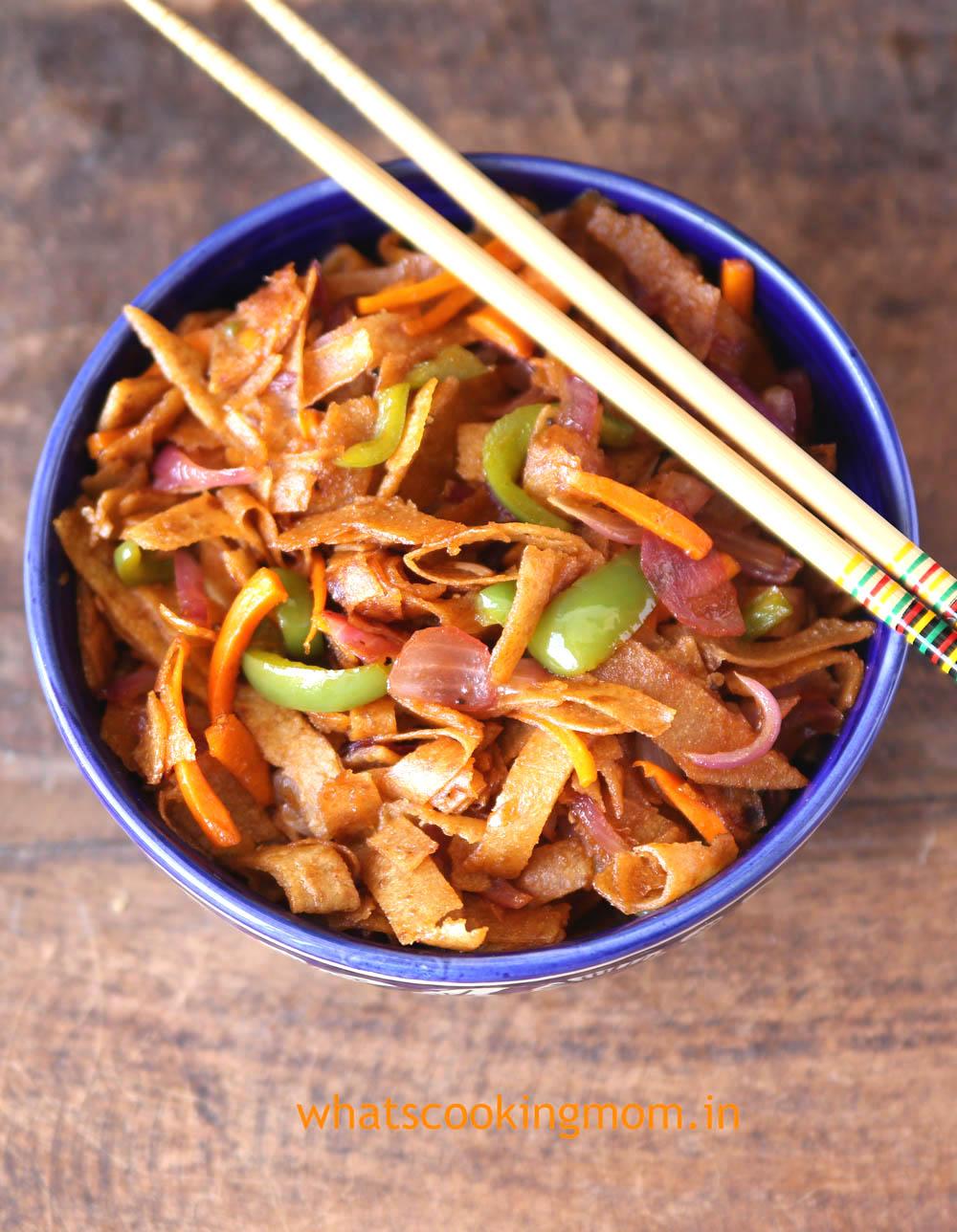 Roti Noodles 5
