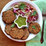 Kale Chane Kebab recipe