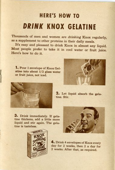 Diet tips!