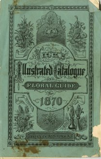 Vick's illustrated catalogue and floral guide, 1870