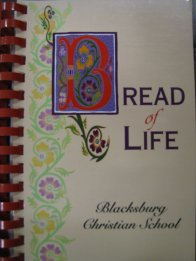 Bread of Life, 1996, Front cover