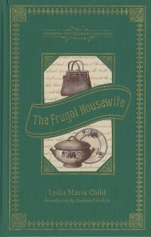 The Frugal Housewife, 2013 (reprint edition)