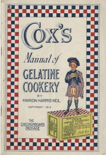 Cox's Manual of Gelatine Cookery, 1914