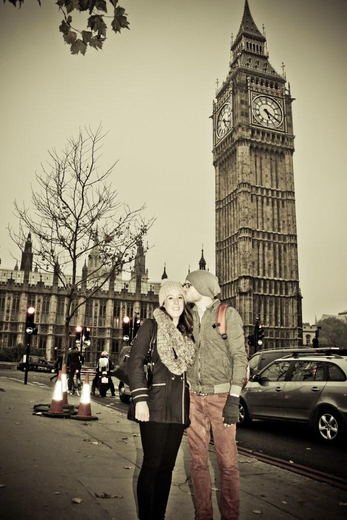 Big Ben - Dan & Rach
