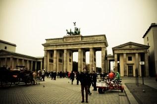 Brandenburg Gate - Dan
