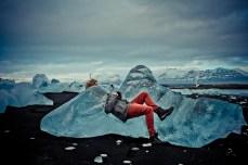 Iceberg Lagoon - Ice Chair Jevan