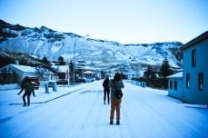 Vík Snow - Jevan, Oli & Rach