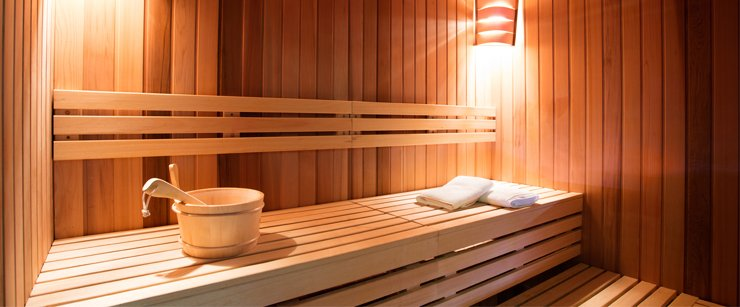 Are There Any Legit Health Benefits To Sitting In The Sauna? | What's Good  by V