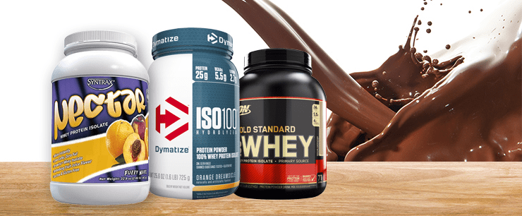 5 Protein Powder Flavors That Are Anything But Ordinary