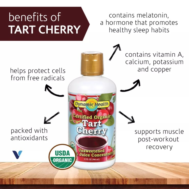 3 Very Real Health Benefits Of Tart Cherries What S Good By V