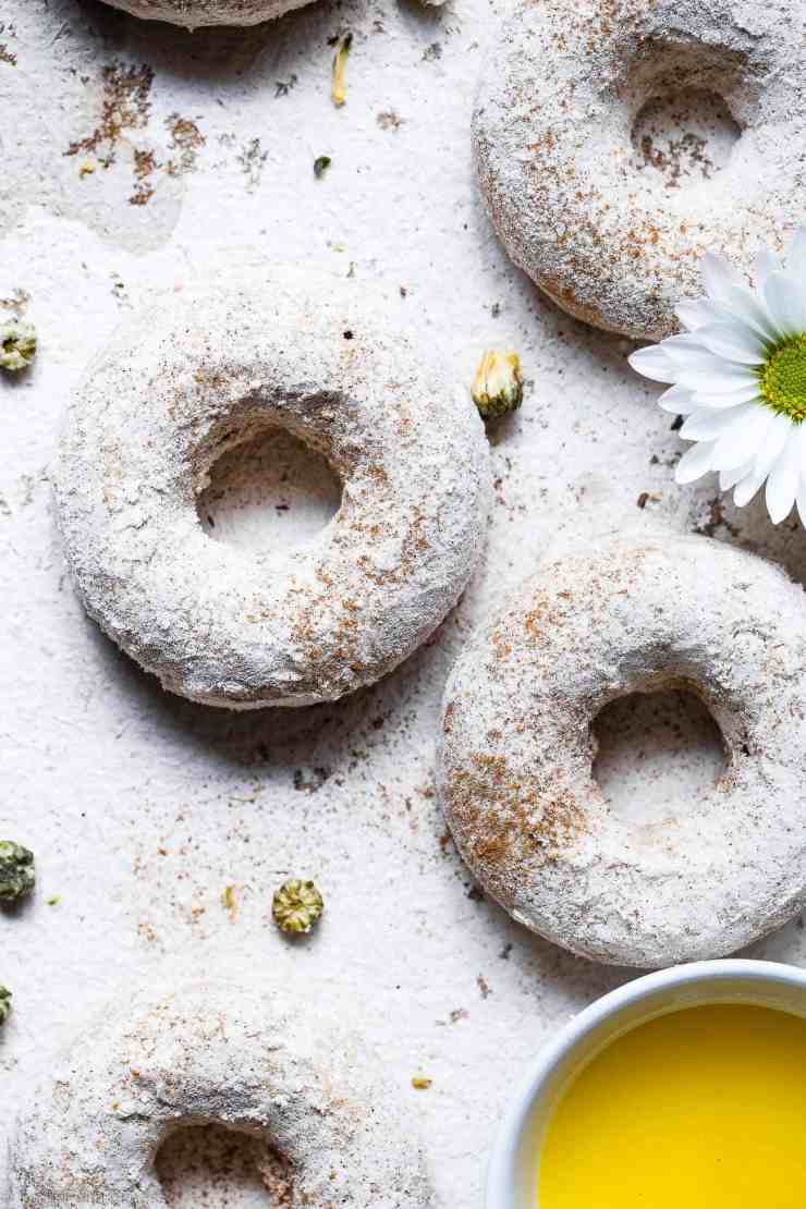 healthy protein donuts
