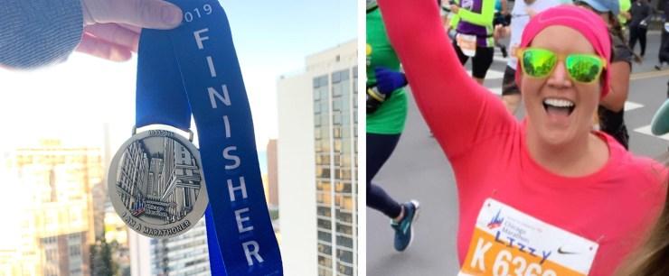 Lizzy Chicago marathon essay