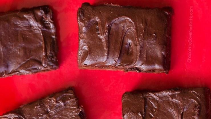 chocolate workout brownies