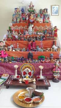 gombe-habba-2016-at-swarna-yogishs-house-at-bangalore-1