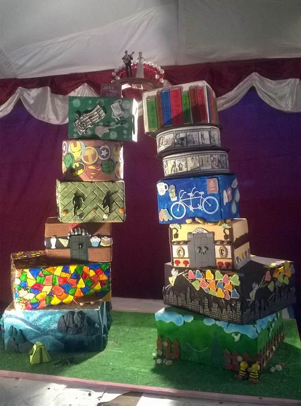 42nd Annual Cake Show 2016 The Biggest Cake Show
