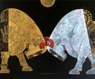 dinkar-jadhav-acrylic-on-canvas-36x-30-inches