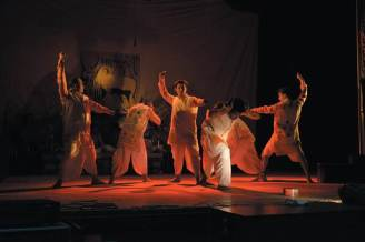 Bail Marathi Play by Actor Sayaji Shinde (1)