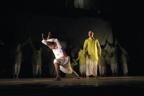 Bail Marathi Play by Actor Sayaji Shinde (4)