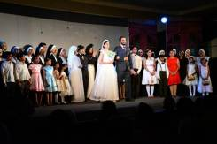 NAAD NINAAD - Konkani stage adaptation of musical classic ' The Sound of Music' org by Canara Union Arts Section at Chowdiah Memorial Hall, Blr (4)