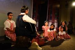 NAAD NINAAD - Konkani stage adaptation of musical classic ' The Sound of Music' org by Canara Union Arts Section at Chowdiah Memorial Hall, Blr (5)