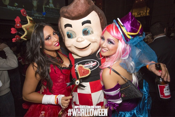 Haunted W SF Halloween; W Halloween Hollywood Rooftop  sc 1 th 183 & Whats Happening Halloween Parties and Events