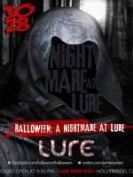 Lure Nightclub Halloween 2017