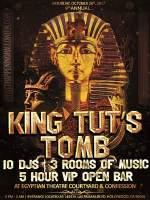 9th Annual King Tuts Tomb LA Halloween