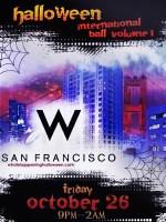W San Francisco   International Ball