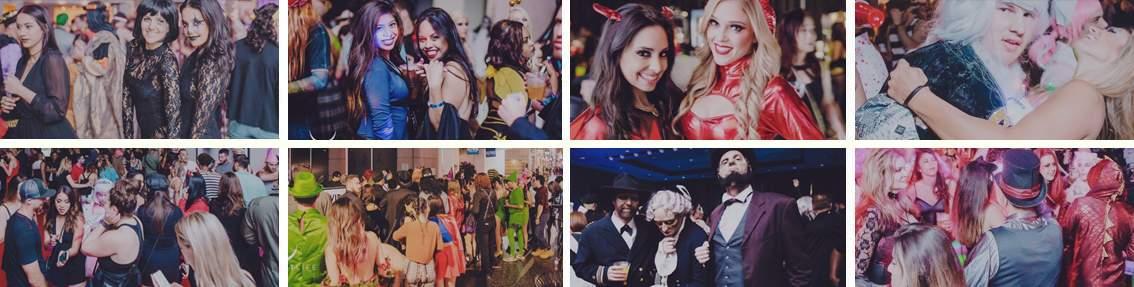 Gatsby W Hollywood Halloween Ball