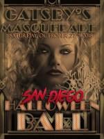 Gatsbys Masquerade   Halloween San Diego