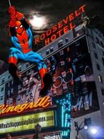 Super Heroes vs Villains   Hollywood Roosevelt Halloween