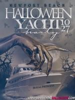 Halloween Yacht Party   Newport Beach Cruise
