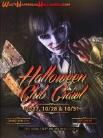 San Diego Halloween   Gaslamp PubCrawl Tickets