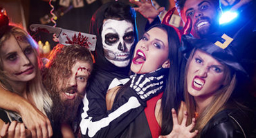 Halloween Parties for 18 and Over