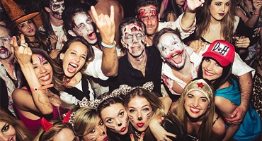 Halloween Pub Crawl Party Events