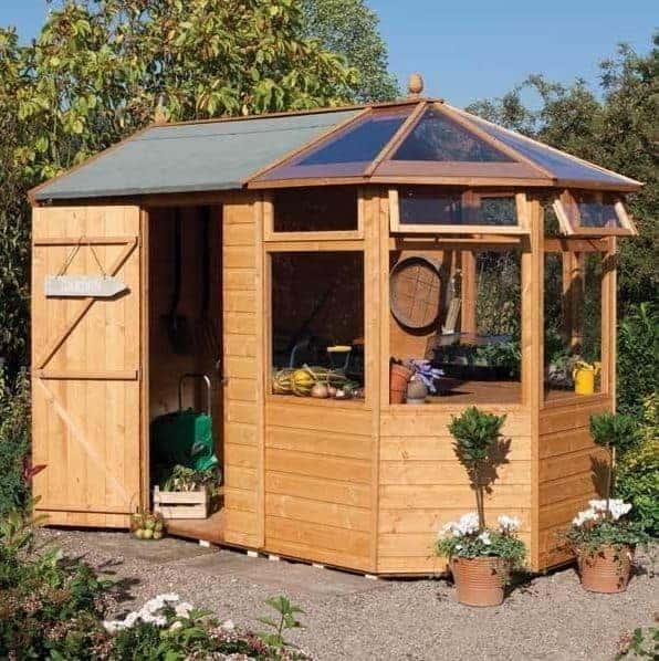 Best Deals Garden Sheds