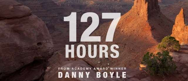 FILM REVIEW: 127 HOURS