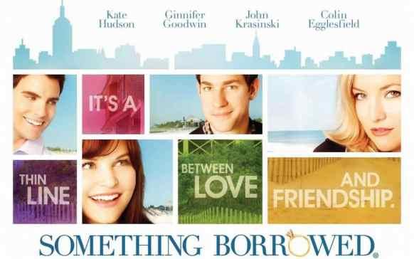 Film Review: Something Borrowed starring Kate Hudson