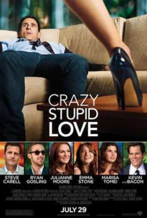 Film Review: Crazy Stupid Love starring Steve Carrell, Ryan Gosling