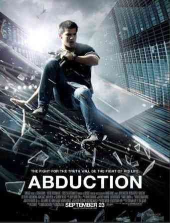 Film Review: Abduction starring Taylor Lautner