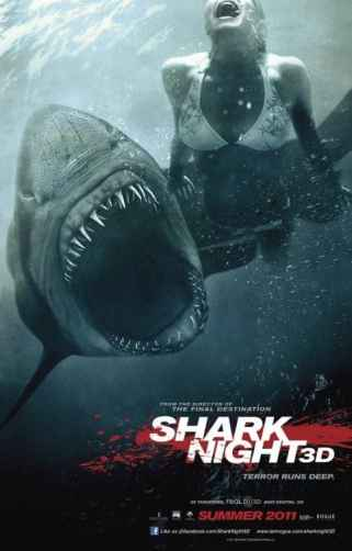 Film Review: Shark Night 3D Lacks Plot, Direction and Talent