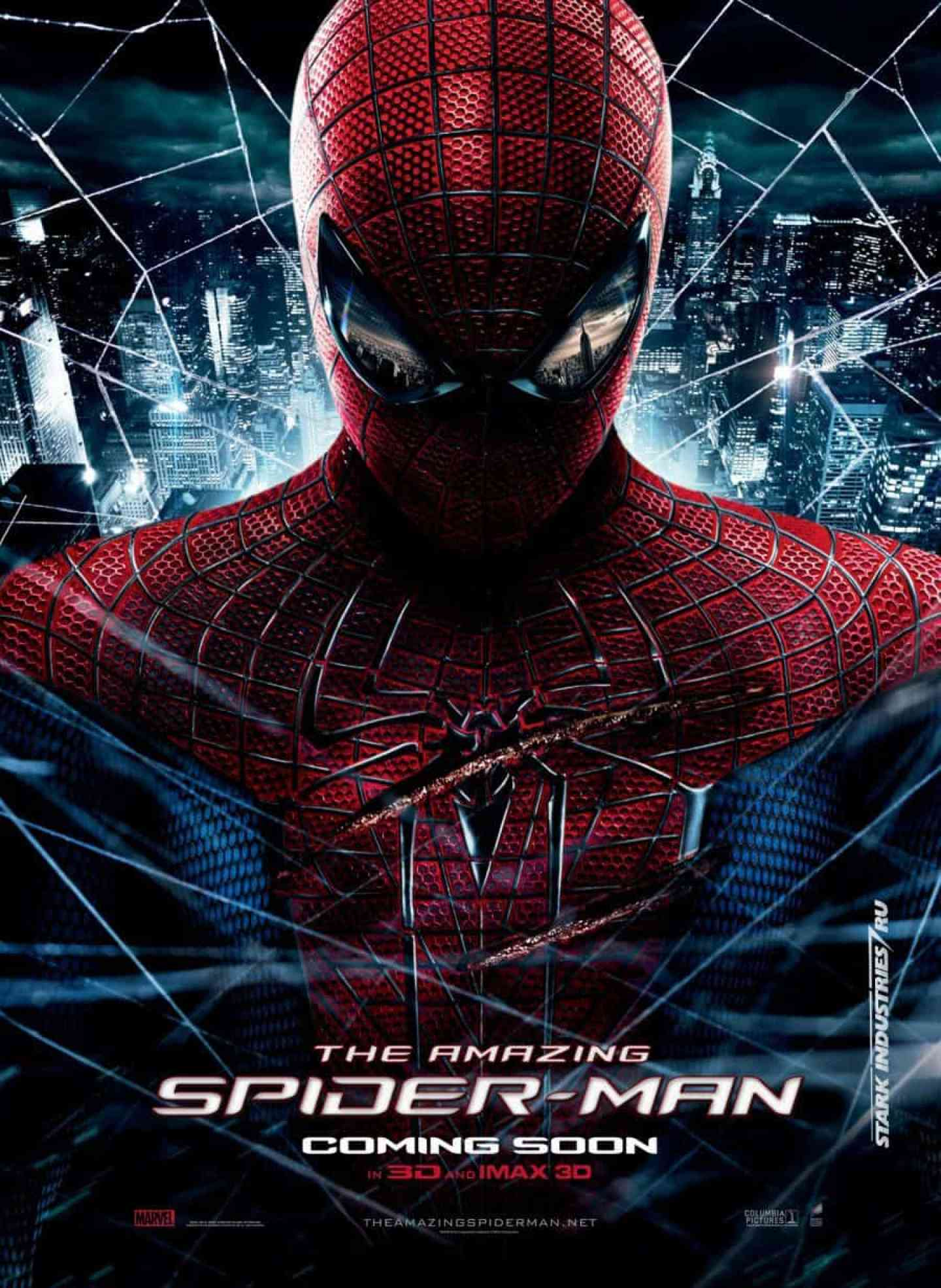 Film Review: The Amazing Spider-Man starring Andrew Garfield