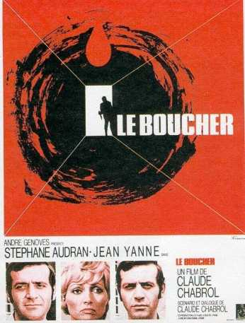 French Film Review: Le Boucher directed by Claude Chabrol